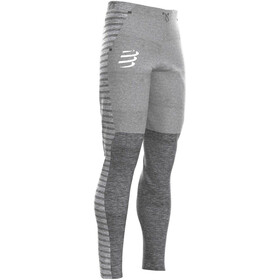 Compressport Seamless Pants, grey melange